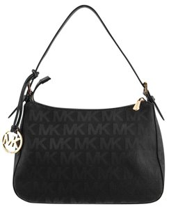 Michael Kors Jet Set Monogram Shoulder Bag