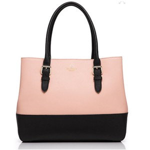 Kate Spade Satchel in Pink and Black