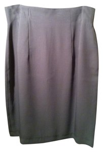 Pencil Skirt Gray