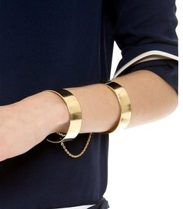 Other Fashion Women's Punk Jewelry Vintage Gold Silver Open Bangle Wide Cuff Bracelet