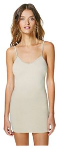 Nasty Gal short dress Nude Slip Free People on Tradesy
