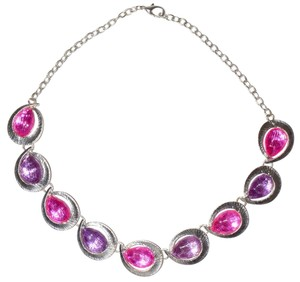 Other Metal Collar Necklace