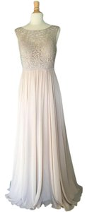 Jenny Yoo Gwenyth Bridesmaids Champagne Lace Dress