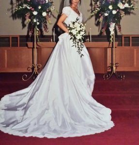 Jasmine Couture Bridal Kim James Couture Wedding Dress