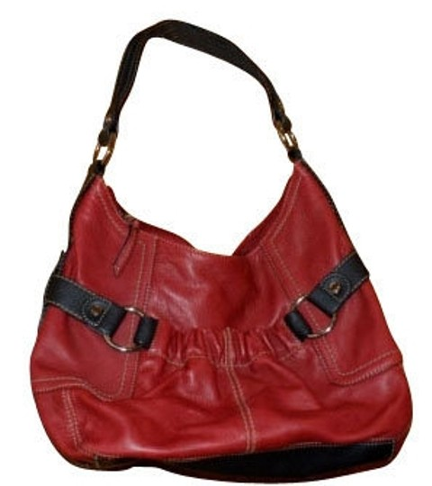 Preload https://item2.tradesy.com/images/tignanello-purse-deep-redbrown-leather-shoulder-bag-16171-0-0.jpg?width=440&height=440