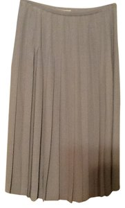 Tahari Skirt Gray