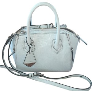 Rebecca Minkoff Satchel in Beached Blue