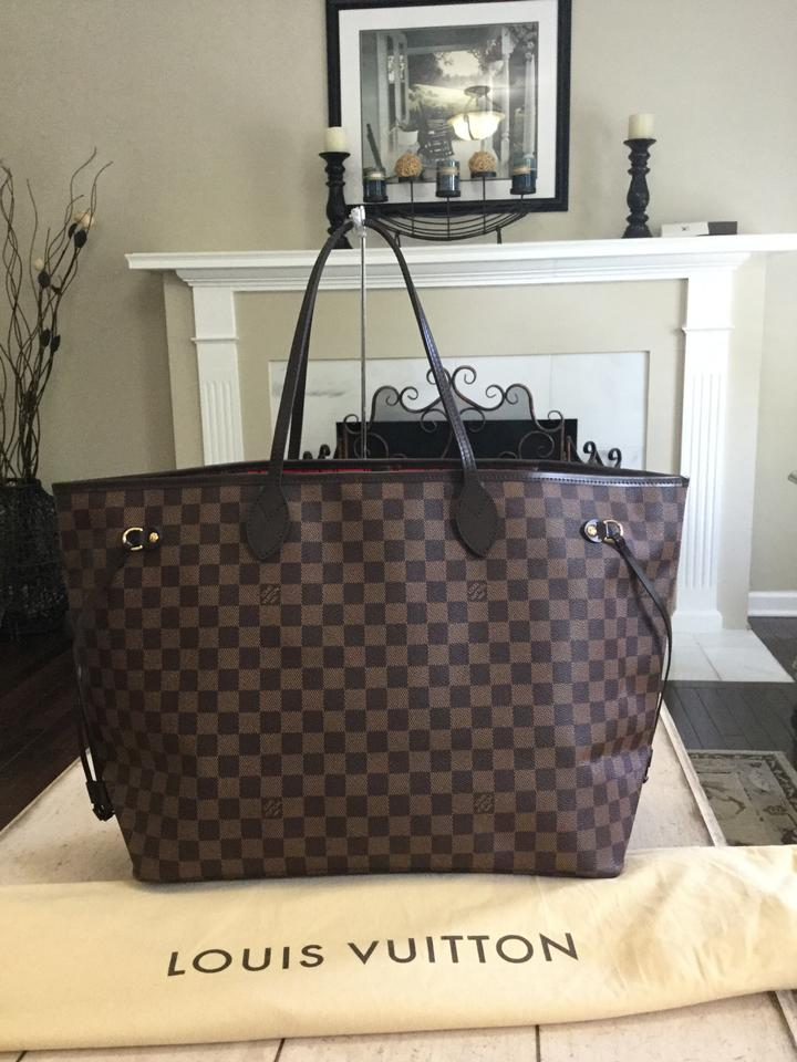 Louis Vuitton Neverfull Like New Gm Date Code Fl3151 Made In France ... d826d0345ec14