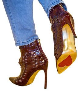 Luichiny Wine Boots