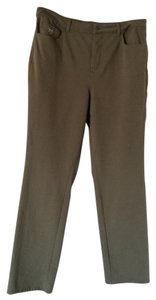 Dream Jeans by Rocket factory Relaxed Pants Olive green