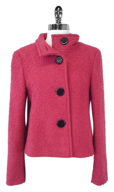 Preload https://item3.tradesy.com/images/marella-pink-wool-blend-cropped-pea-coat-size-6-s-1617302-0-0.jpg?width=400&height=650