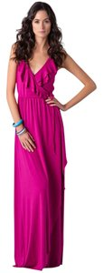Vivid Fuchsia Maxi Dress by Rachel Pally