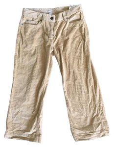 See by Chloé Capris Camel