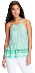 Old Navy Cami Large Summer Top Green