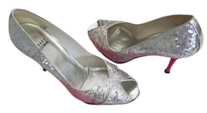 Stuart Weitzman Silver sequence Formal