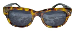 "Ted Baker Authentic TED BAKER London Tortoise Shell Sunglasses ""Wayfarer"" Model B651"