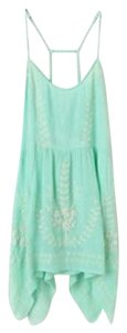 Free People short dress Mint Combo on Tradesy
