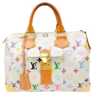 Louis Vuitton Lv Satchel in Multucolor