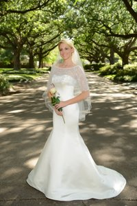 Oleg Cassini Cmb518 Wedding Dress
