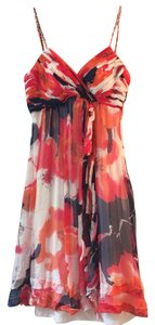 Sue Wong short dress Floral on Tradesy