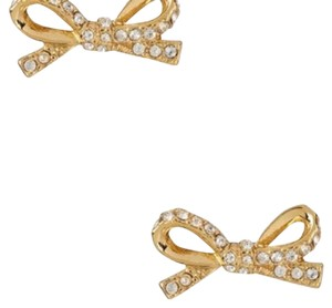 Kate Spade Pave Bow Studs