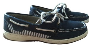 Sperry Boat Boat Comfortable Blue Flats
