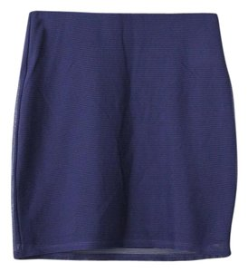 BCBGeneration Skirt Blue