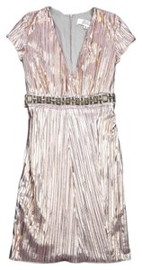 Badgley Mischka Beaded Dress
