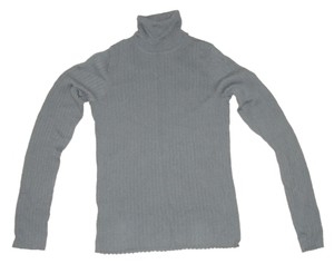 Calvin Klein Turtle Neck Ribbed Sweater