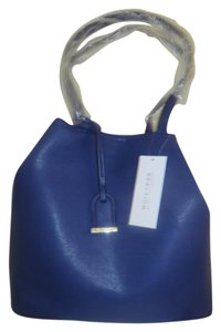 Kenneth Cole Reaction Summer Gold Hardware Tote in Purple