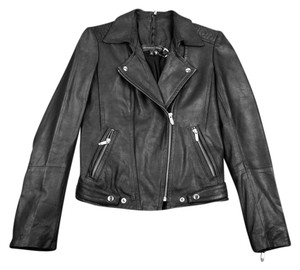 Theory Theyskens' Leather black Leather Jacket