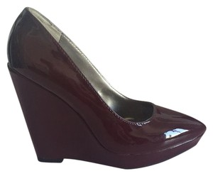 Fergalicious by Fergie Wedge Burgundy Red Wedges