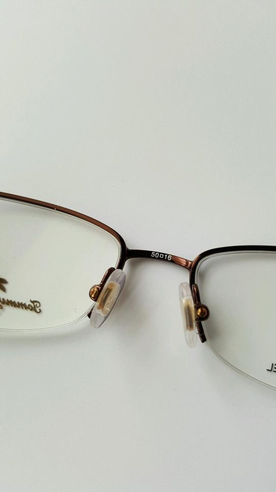Tommy Bahama Brown Tb5026 200 50-16-135mm Eyeglasses Frame - Tradesy