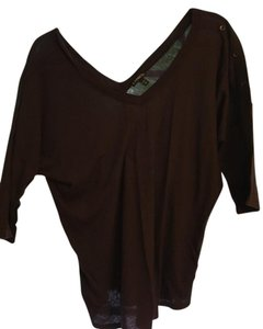 Express Top Dark purple