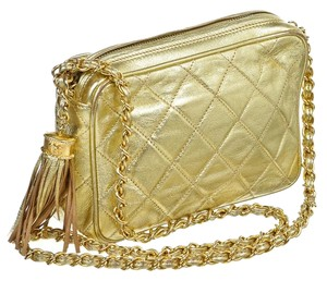 Chanel Vintage Vintage Cross Body Bag