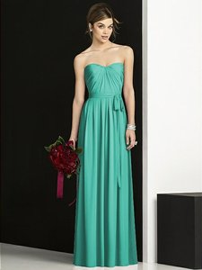 After Six Turquoise 6678 Dress