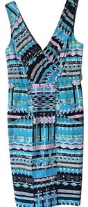 Plenty by Tracy Reese short dress Multi Print on Tradesy