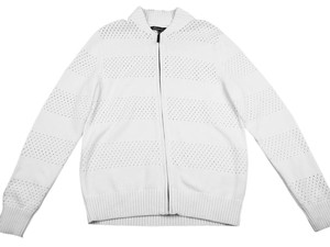 Kenneth Cole Mens Sweater Cardigan