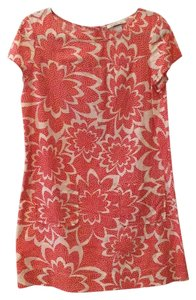 Laundry by Shelli Segal short dress Coral on Tradesy