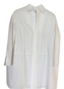 Junya Watanabe Button Down Shirt White