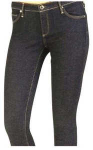 AG Adriano Goldschmied Ankle Classic Skinny Jeans-Dark Rinse