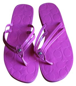 Coach HIBISCUS Sandals