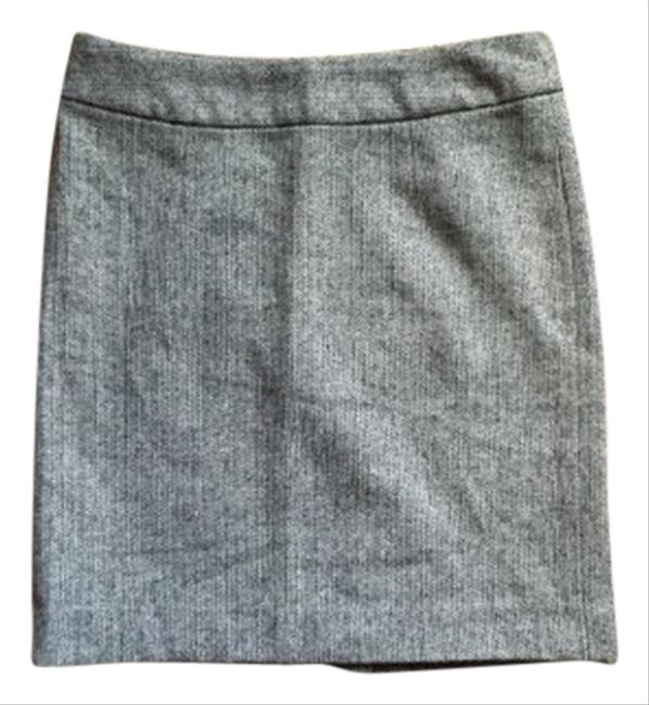 Banana Republic Skirt Marbled Grey