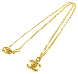 Chanel Chanel CC Turnlock Pendant Necklace