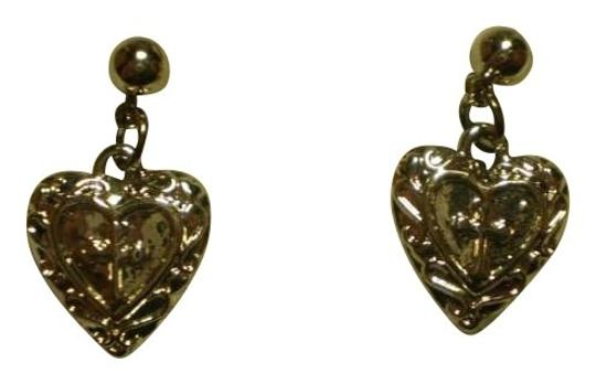 Preload https://item5.tradesy.com/images/new-silvertone-heart-wcross-earrings-161819-0-0.jpg?width=440&height=440