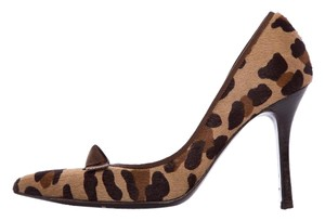 Cline leopard print Pumps