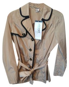Jockey Trench Coat Trench Coat Beige Jacket