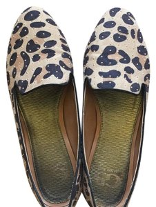 Gianni Bini Black, brown, tan Flats