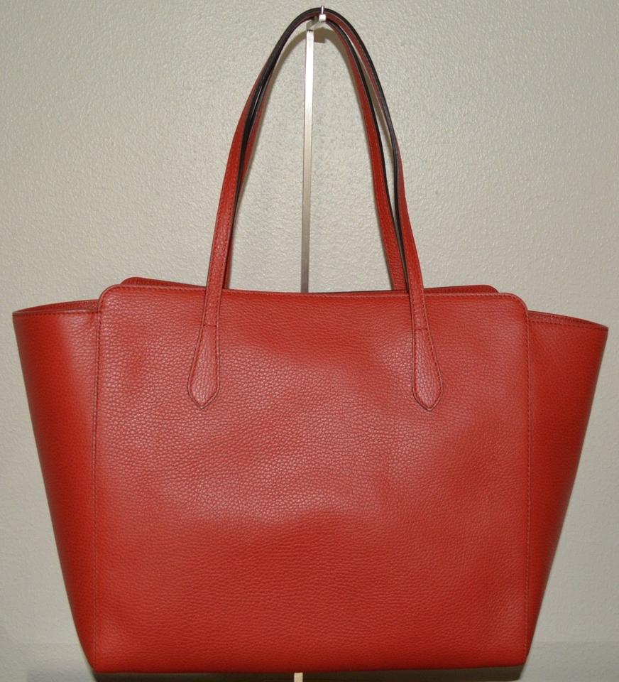 5d627503a1bb Gucci Women's Red Leather Shoulder Bag   Stanford Center for ...