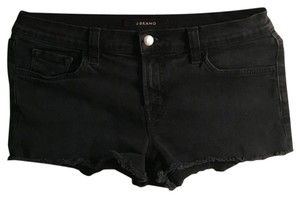 J Brand Cut Off Shorts Alley Cat